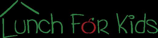 logo, lunch for kids